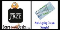 **FREE** Elemis Anti-Ageing Cream Sample!