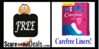 **FREE** Carefree Liners!