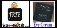 **FREE** Paris Hilton Eye Cream Sample!