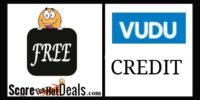 **TODAY ONLY** F.R.E.E VUDU Credit!!