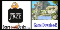 **FREE** The Witness Game Download!
