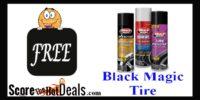 F-R-E-E Black Magic Tire Product (After Rebate)!
