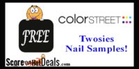 Color Street Nail Color Samples!