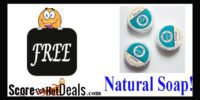 Natural Soap By Adra Sample!