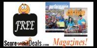 F-R-E-E Drive & Drive Performance Magazine!