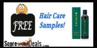 Emera Hair Care Samples!