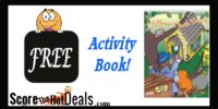 "FREE ""Follow That Trail"" Activity Book!"