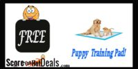*FREE* Puppy Training Pad Samples!