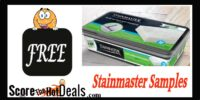 F-R-E-E Stainmaster Wet Mopping Cloths!