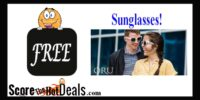~RUN!~ Possible F.R.E.E Sunglasses!
