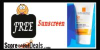 ~FREE~ Mineral Sunscreen Sample!