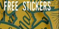 *FREE* Marsh Wear Stickers!