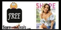 2 Year Shape Magazine Subscription!