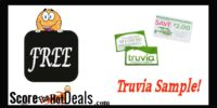 *FREE* Truvia Sample!