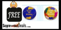 *FREE* Baby On Board Badge!