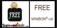 *FREE* Cinnabon Minnibon Roll!