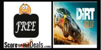100% FREE Dirt Rally Game!