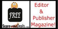 Editor & Publisher Magazine Subscription!