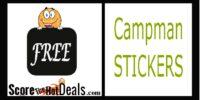 Campman Sticker Request!