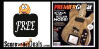 Premier Guitar Magazine - AT NO COST!