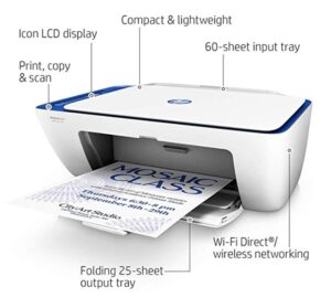 HP DeskJet 2622 All-in-One Compact Printer + $5 instant ink - $19.99!