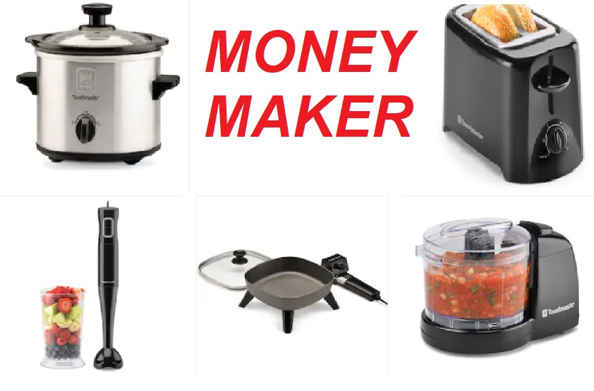 Small Kitchen Appliances + MAKE MONEY?!