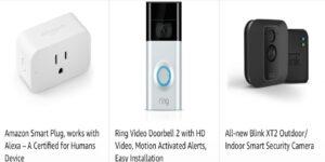 SECRET Amazon Deals On Smart Plugs, Ring Doorbell 2 & Blink XT2!