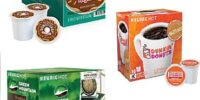 SCORE Four Boxes of K-Cups (after rewards)!!!
