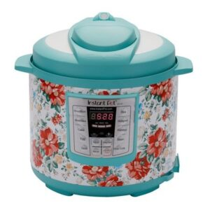 The Pioneer Woman Vintage  Floral 6 Qt Instant Pot - 50% Off!