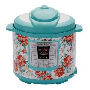 The Pioneer Woman Vintage  Floral 6 Qt Instant Pot - 50% Off!