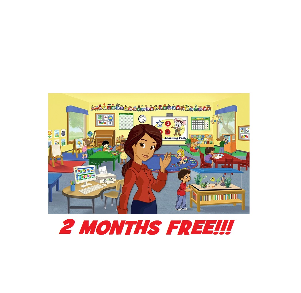 SCORE 2 Months Of ABC Mouse!