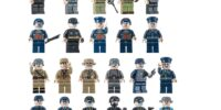 22 Minifigures - ONLY $9.60!