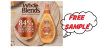 SCORE Garnier Whole Blends Honey Miracle Nectar Repairing Leave-In Treatment!