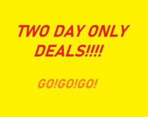 The BEST Deals LIVE NOW!