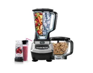 Ninja Supra Kitchen Blender System with Food Processor - ONLY $94!