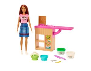 Barbie Noodle Bar Playset - ONLY $10!