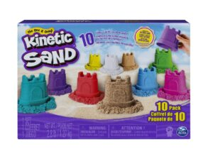 Kinetic Sand Castle Set - 50% OFF!