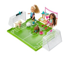 Barbie Chelsea Soccer Playset - ONLY $10.61!