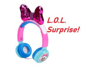 L.O.L Surprise Headphones - ONLY $8!