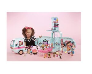 L.O.L. Surprise! 2-in-1 Glamper Fashion Camper with 55+ Surprises - 47% OFF!