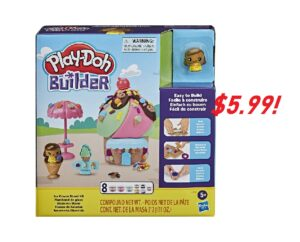 Play-Doh Builder Ice Cream Stand - ONLY $5.99!