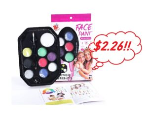EXPIRED: Face Paint - ONLY $2.26!