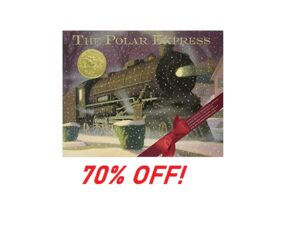 Crazy Deal - The Polar Express 30th anniversary edition!