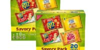 SAVE On The Nabisco Savory Cracker Variety Pack!