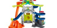 *COUPON ALERT* Fisher-Price Little People Launch and Loop Raceway!