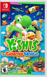 $20 Off Yoshi's Crafted World for Nintendo Switch!