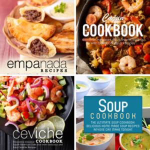 Score Select Fall Cookbooks At No Cost!