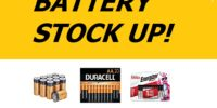 BATTERY COUPONS!