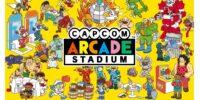 SCORE Capcom Arcade Stadium On Nintendo Switch!