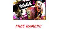 SCORE The Rage 2 Game!